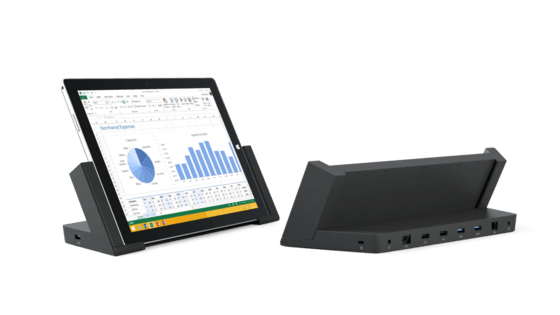 Microsoft Announces Pre-Ordering Of the Surface Pro 3 Docking Station