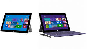 Surface 2 Vs iPad Air Battle Ignites