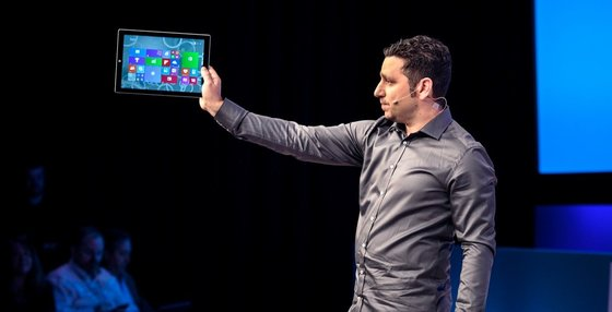 Microsoft Surface VP Panos Panay Does Reddit IAMA On Tuesday