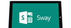 Storytelling App Sway Gets General Availability