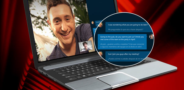 Microsoft Shows Skype Translator App Off For Users