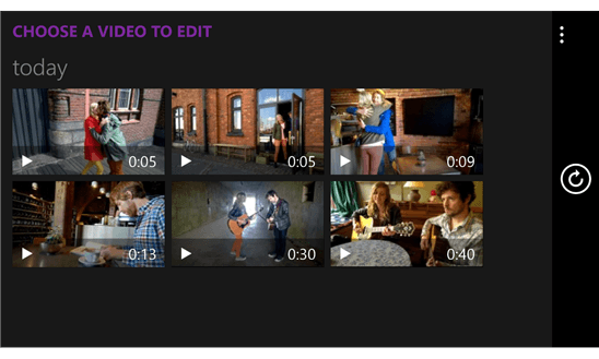 Microsoft Releases Windows Phone 8.1 Video Tuner For Video Editing