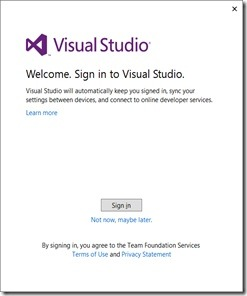 Visual Studio 2013 Preview Released By Microsoft