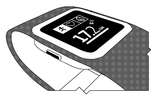 Microsoft Healthband Featured In Patent Filings Gathering Interest