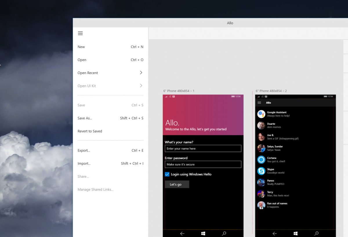 Experience Prototyping Apps & Websites With Adobe XD Beta On Windows 10
