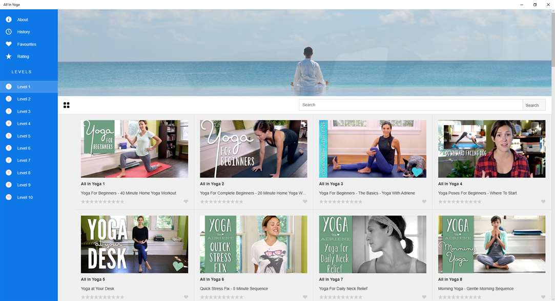 Learn Yoga Poses & Lessons With All In Yoga