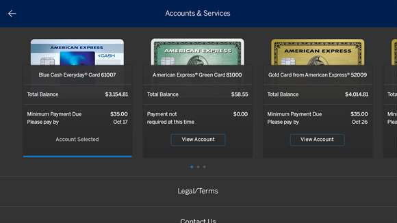 American Express Gives Windows 10 A Universal Windows App