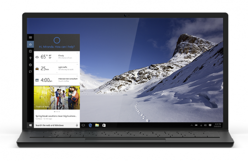 Microsoft Gives Windows 10 Its Debut On July 29th