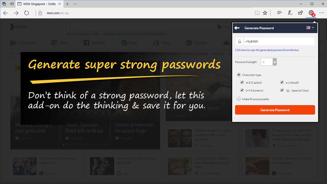 Manage Passwords With Advance Password Manager