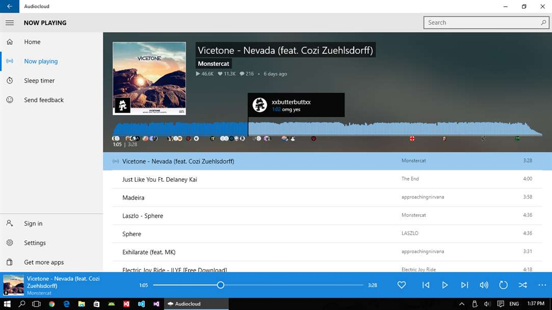 Use Audiocloud To Enjoy Soundcloud Hits Easier & With Ease