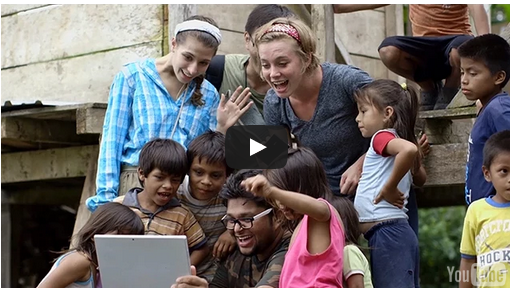 Microsoft Shows Off Non-profit Campaign With Windows 10 Approaching