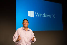 Microsoft's Terry Myerson Talks The Future Of Windows 10 In China During Event