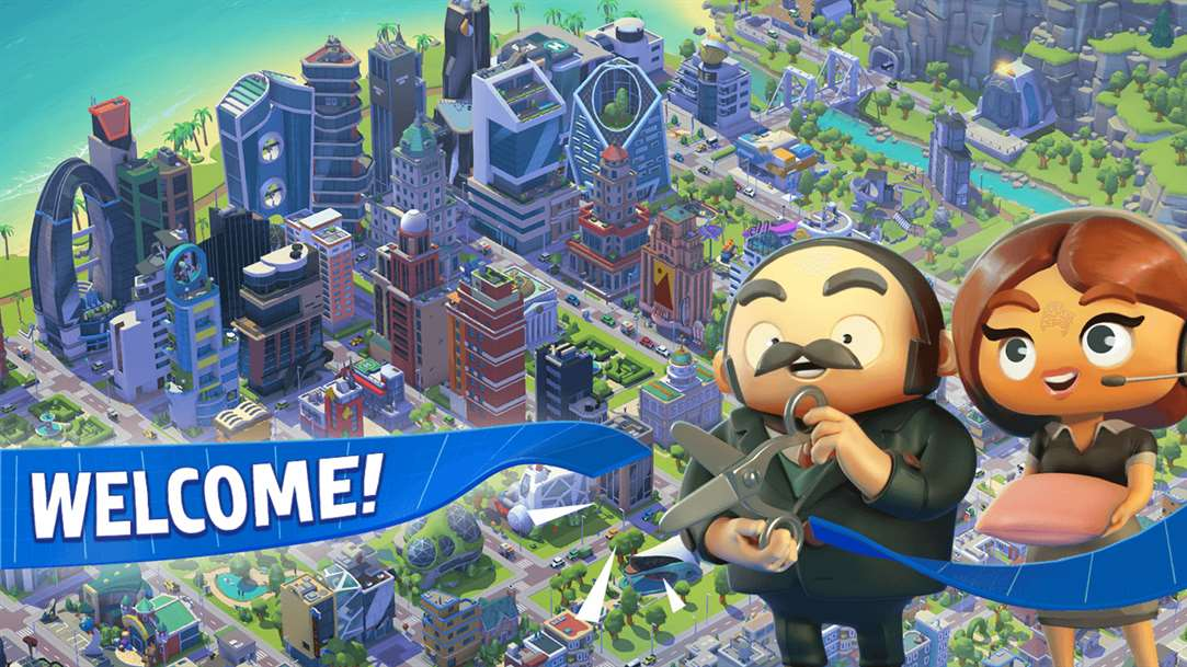 City Mania Brings City Building Game To Windows 10 Users