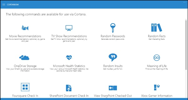 Cortanium Adds Features & Fun To Cortana Via Windows 10 App