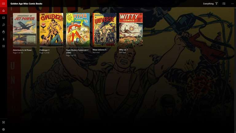 Cover Lets Users Read Comics On Windows 10 Devices