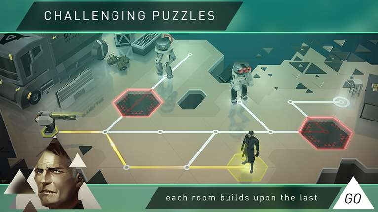 Challenge Yourself With Puzzle Solving Inside Deus Ex GO