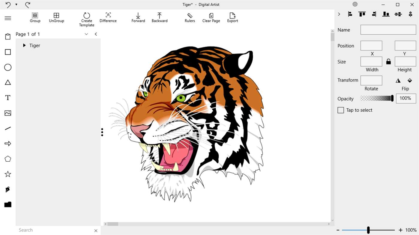 Transform Images Into Masterpieces On Windows 10 WIth DigitalArtist