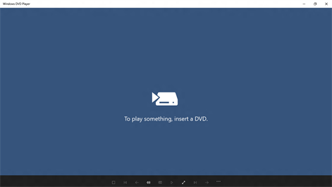 Play DVD's On Your Windows 10 System With Official App