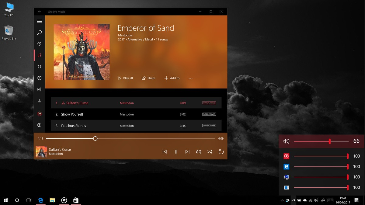 Control Individual App Volumes With EarTrumpet On Windows 10