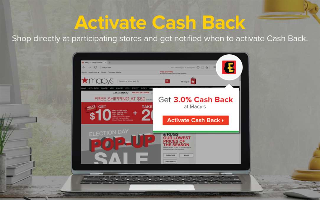 Save While Shopping With Ebates App On Windows 10