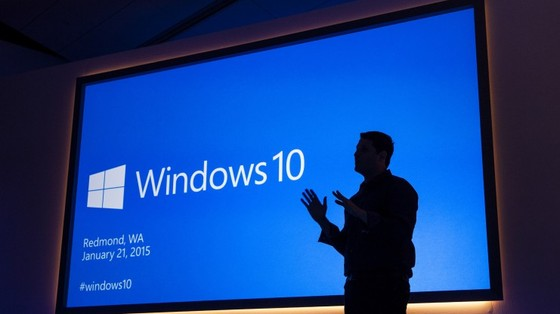 Microsoft Unveils Windows 10 At Event In Redmond, WA On Wednesday