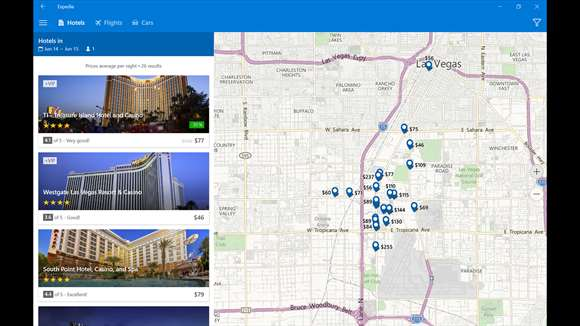 Expedia Releases A New & Updated Windows 10 App