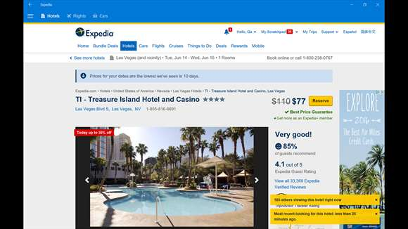 Windows 10 Gets New Expedia Travel App Built For Windows 10 Users