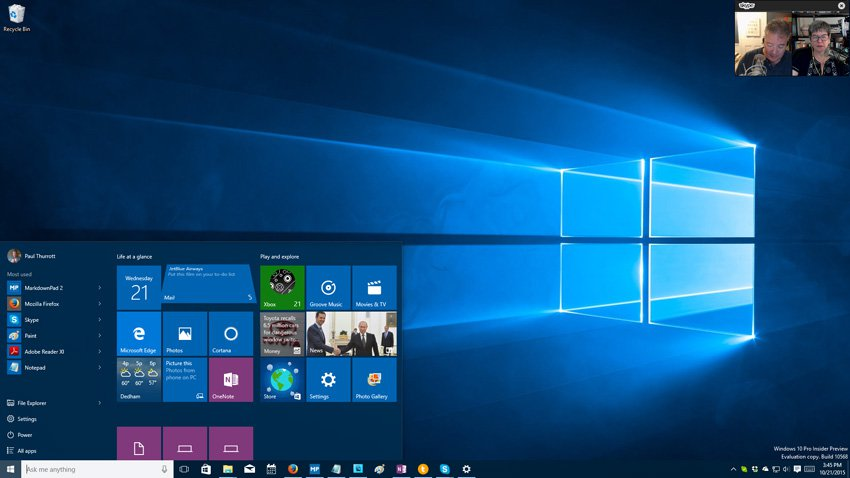 Microsoft To Bring Windows 10 Fall Update In November To Users