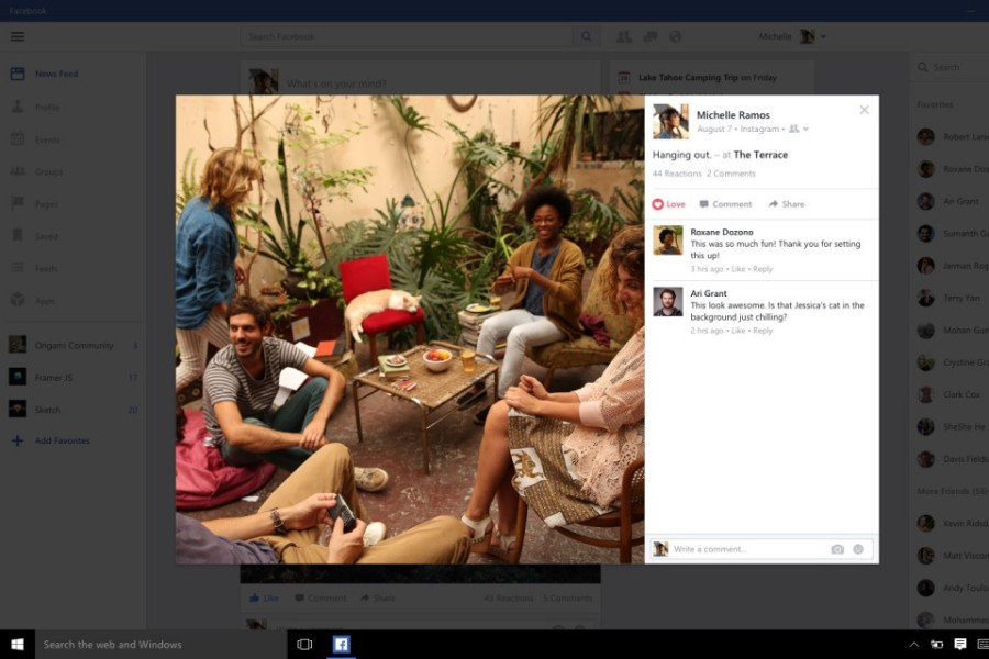 Showcase Your Live Event With Facebook Live Update On Windows 10