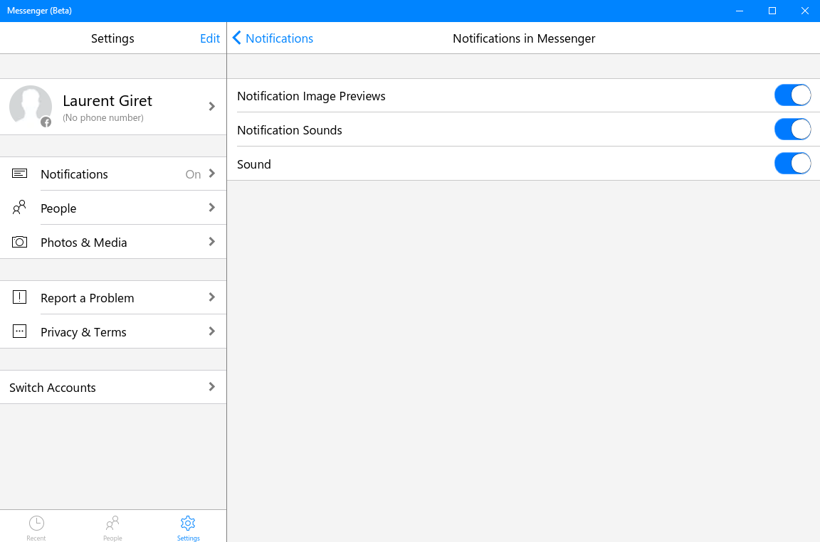 Facebook Messenger On Windows 10 Sneaks To Life From Beta