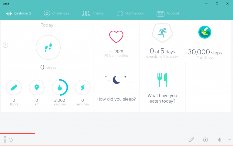 Fitbit's Windows 10 App Gets Better With Updates