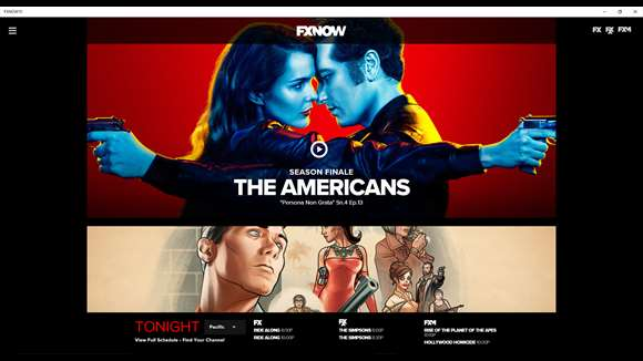 FXNOW Fans Can Enjoy Shows On Windows 10 Devices
