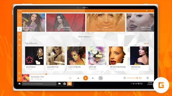 GMusic Brings Google Play Music To Windows 10