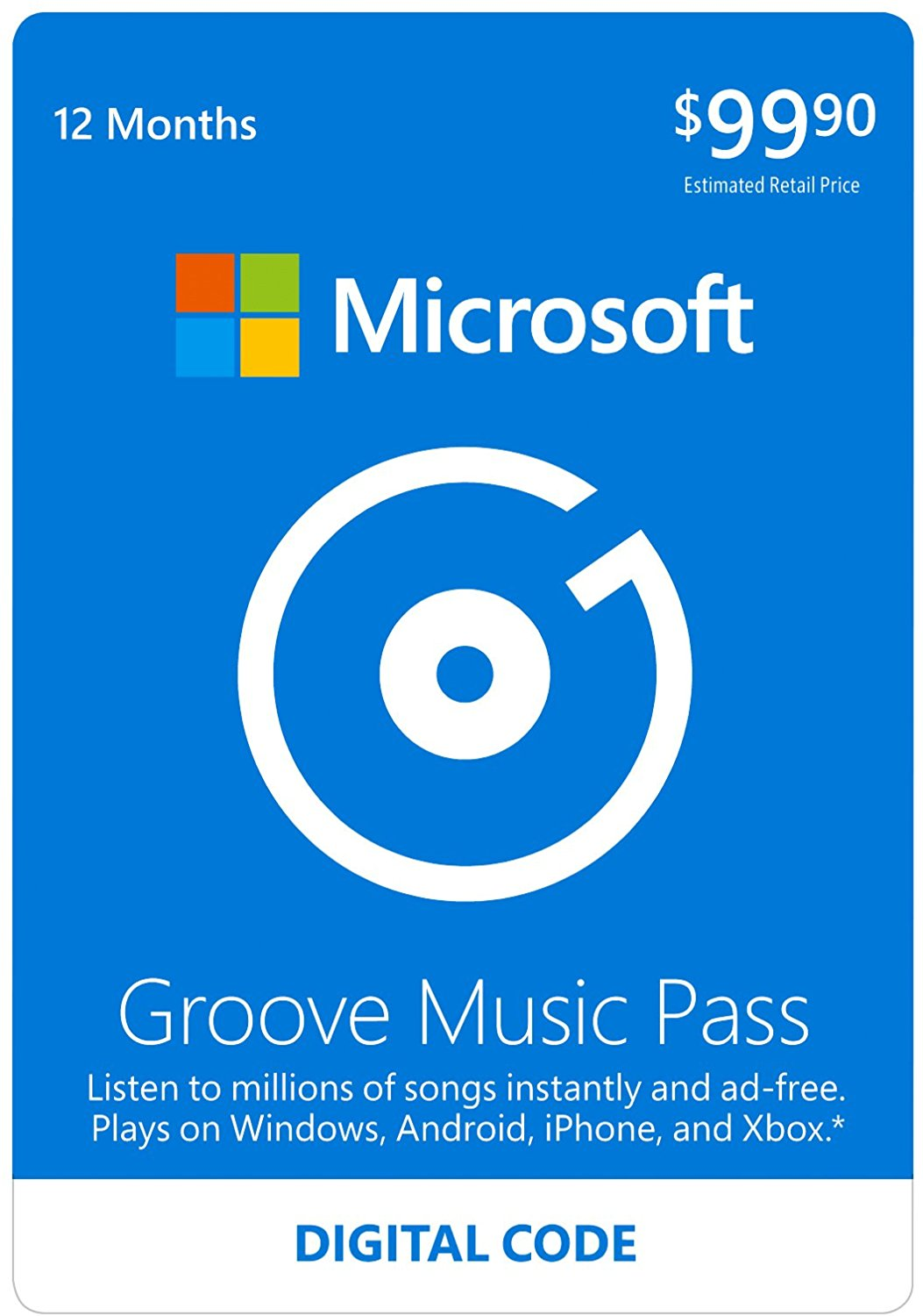 Microsoft To End Grove Music Pass On Windows December 31st