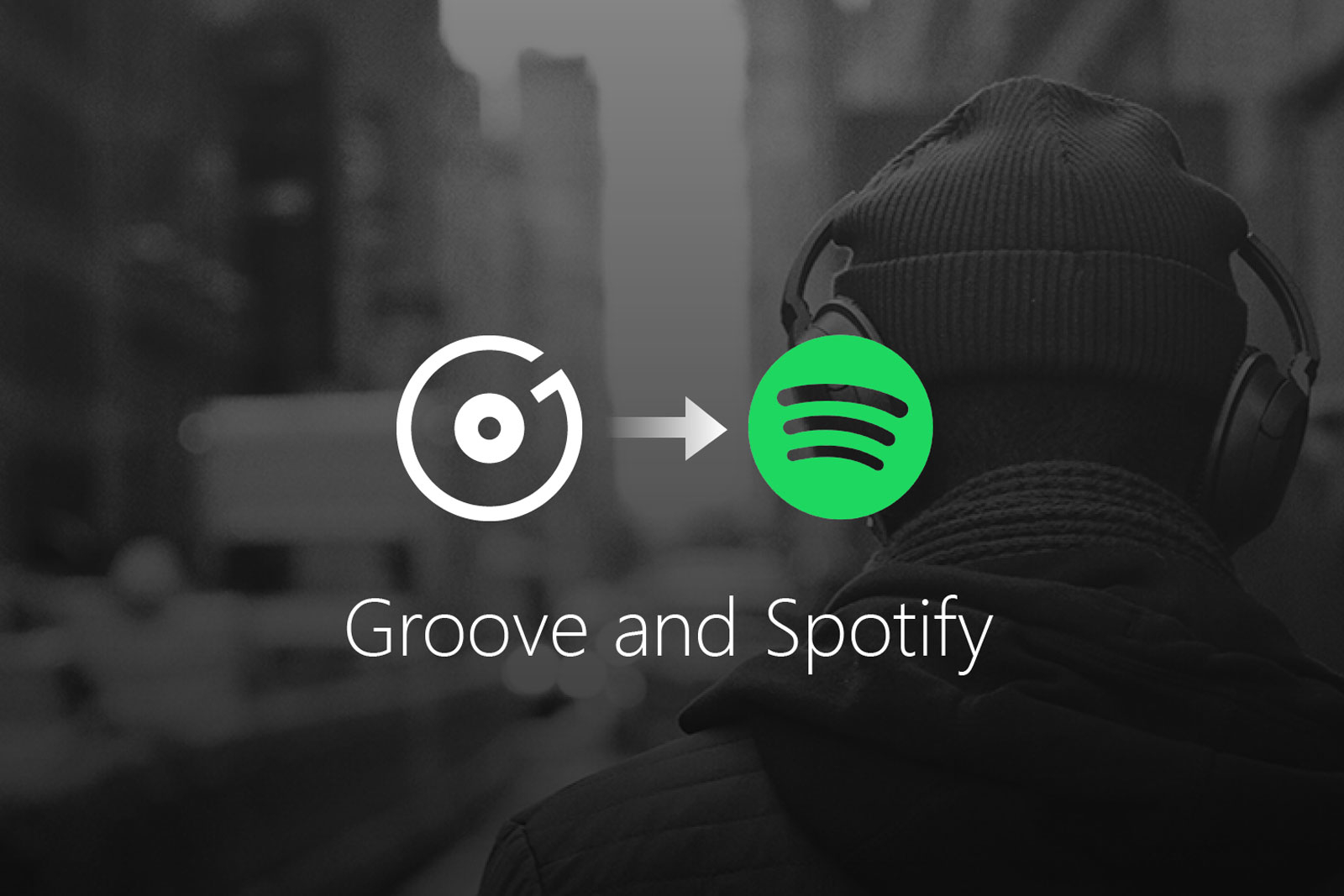 Microsoft Partners With Spotify For Groove Music Streaming Services