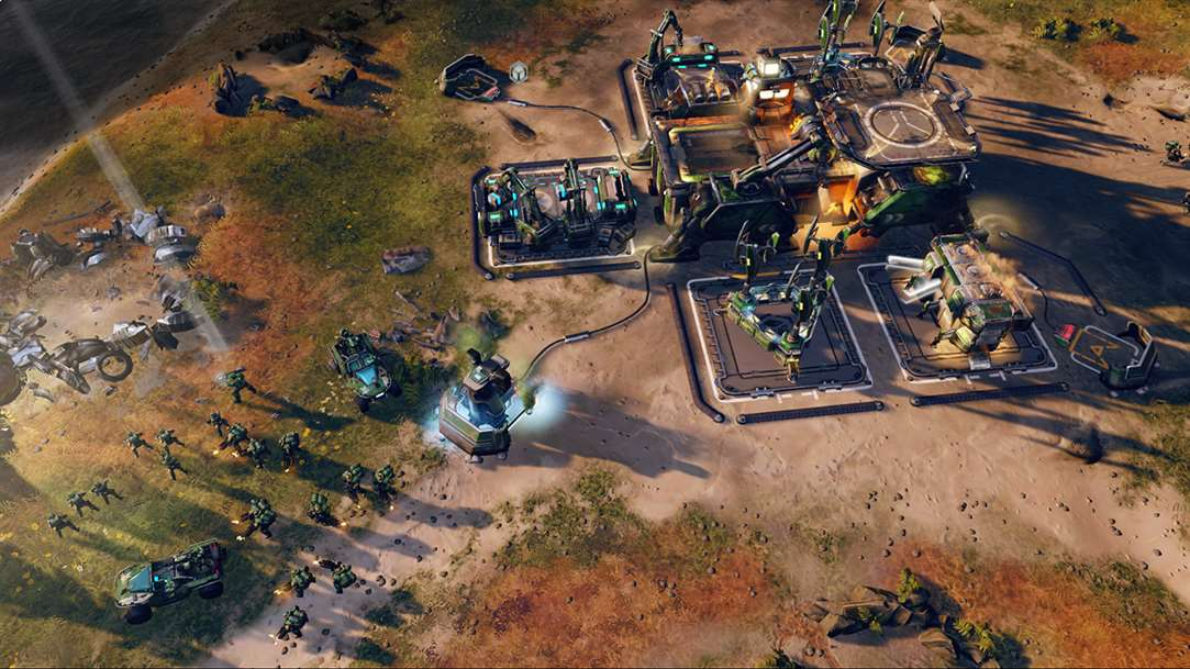 Halo Wars 2 Launches On Windows 10 & Xbox One