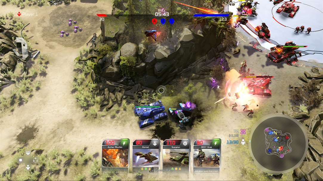 Real Time Strategy Awaits With Halo Wars 2 On Windows 10