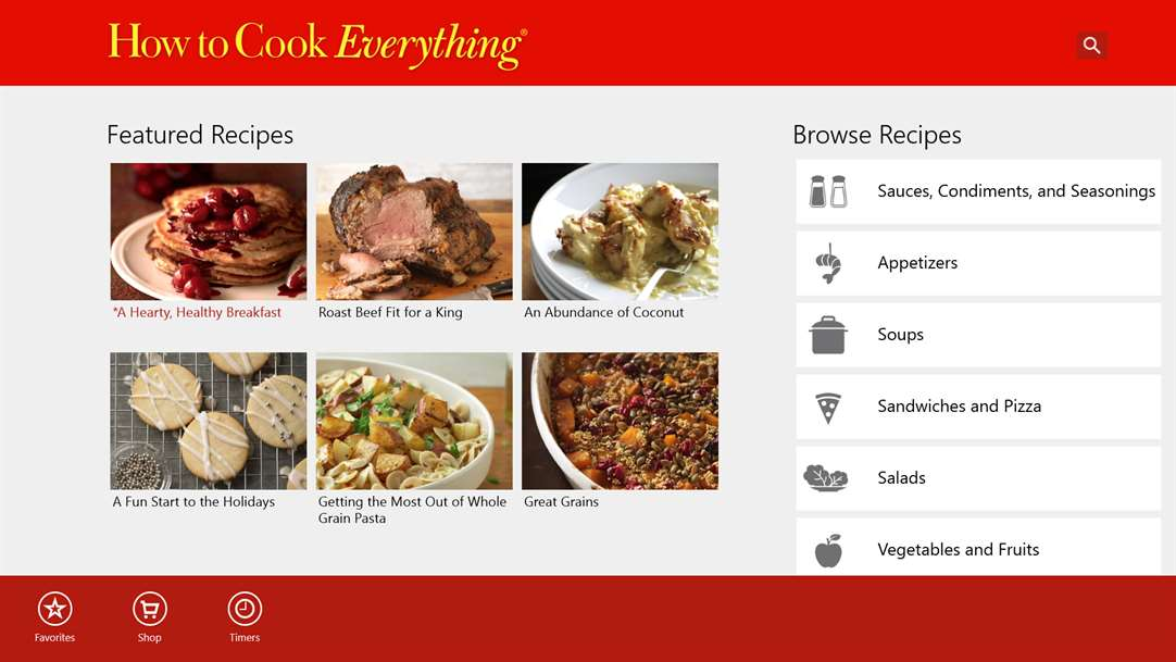 How To Cook Everything Brings Recipes To Life On Windows 10