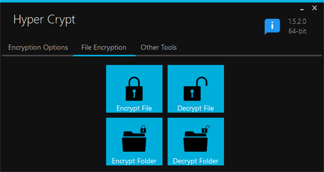Hyper Crypt Makes File Encryption Easy On Windows 10