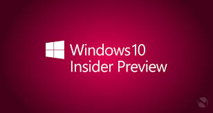 Microsoft Asks Users To Be An Insider Or Not With Windows 10 Coming Near