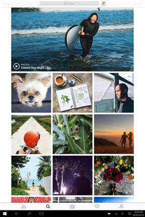 Share & Enjoy Photos With Instagram Via Windows 10 App