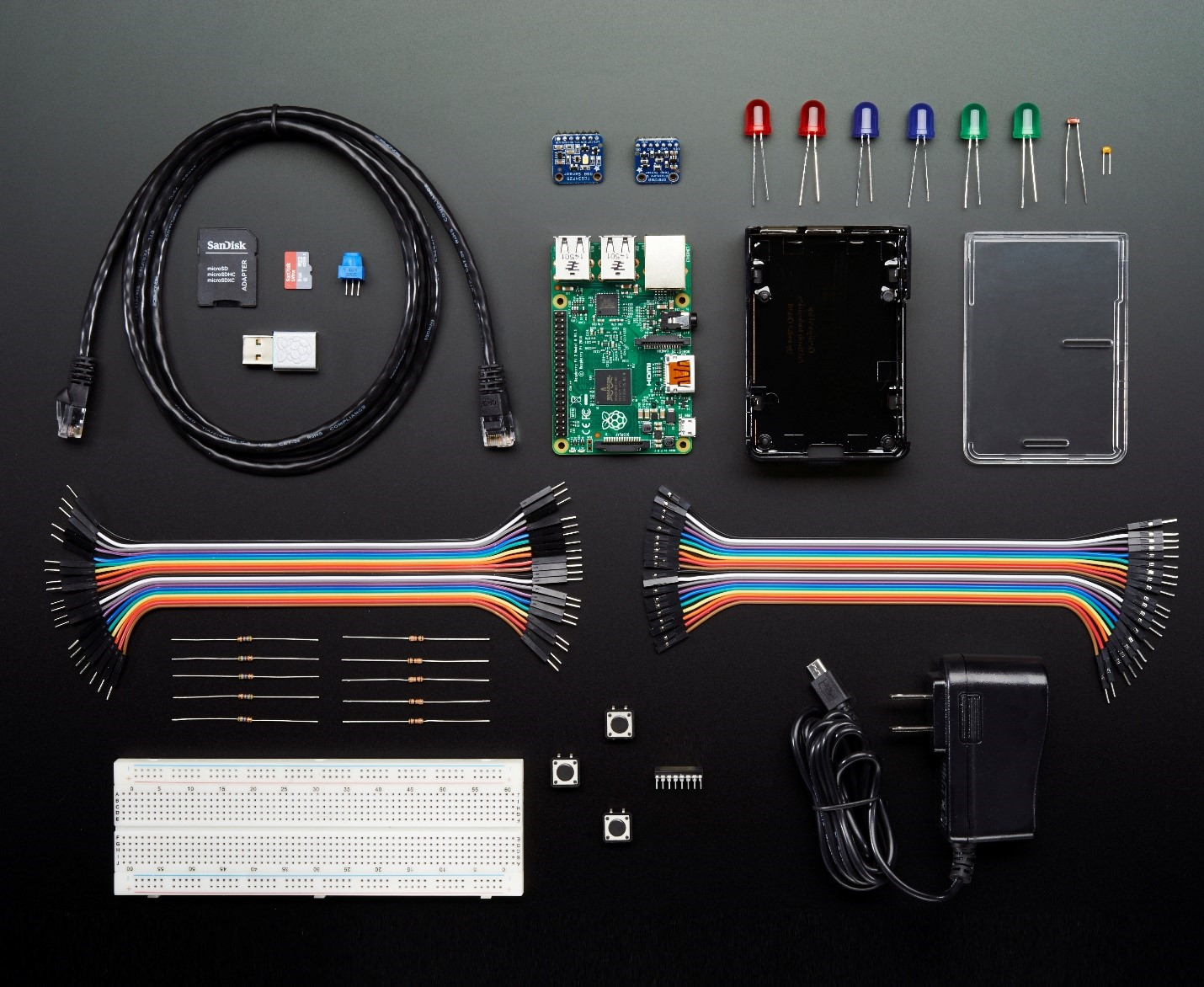 Microsoft Shows Off Hardware For Windows 10 IoT Platform