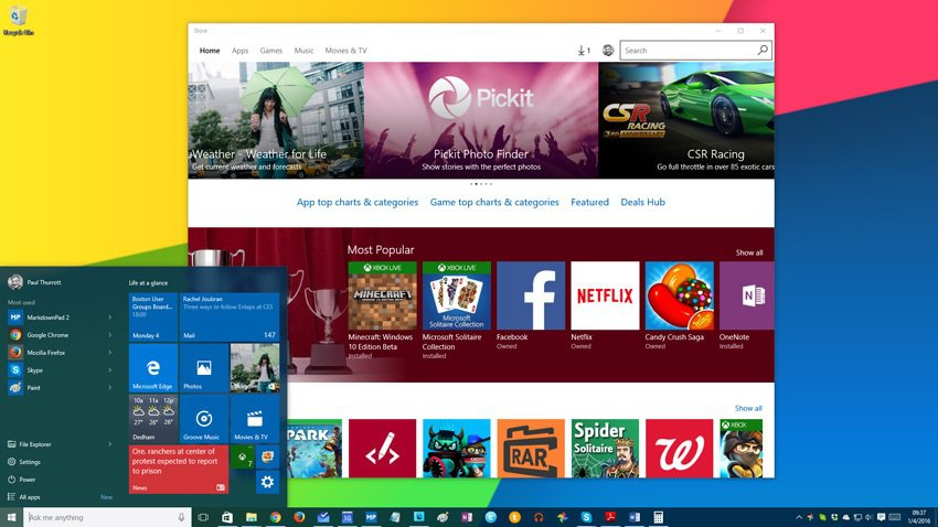 Microsoft's Windows 10 Reaches 200 Million Devices