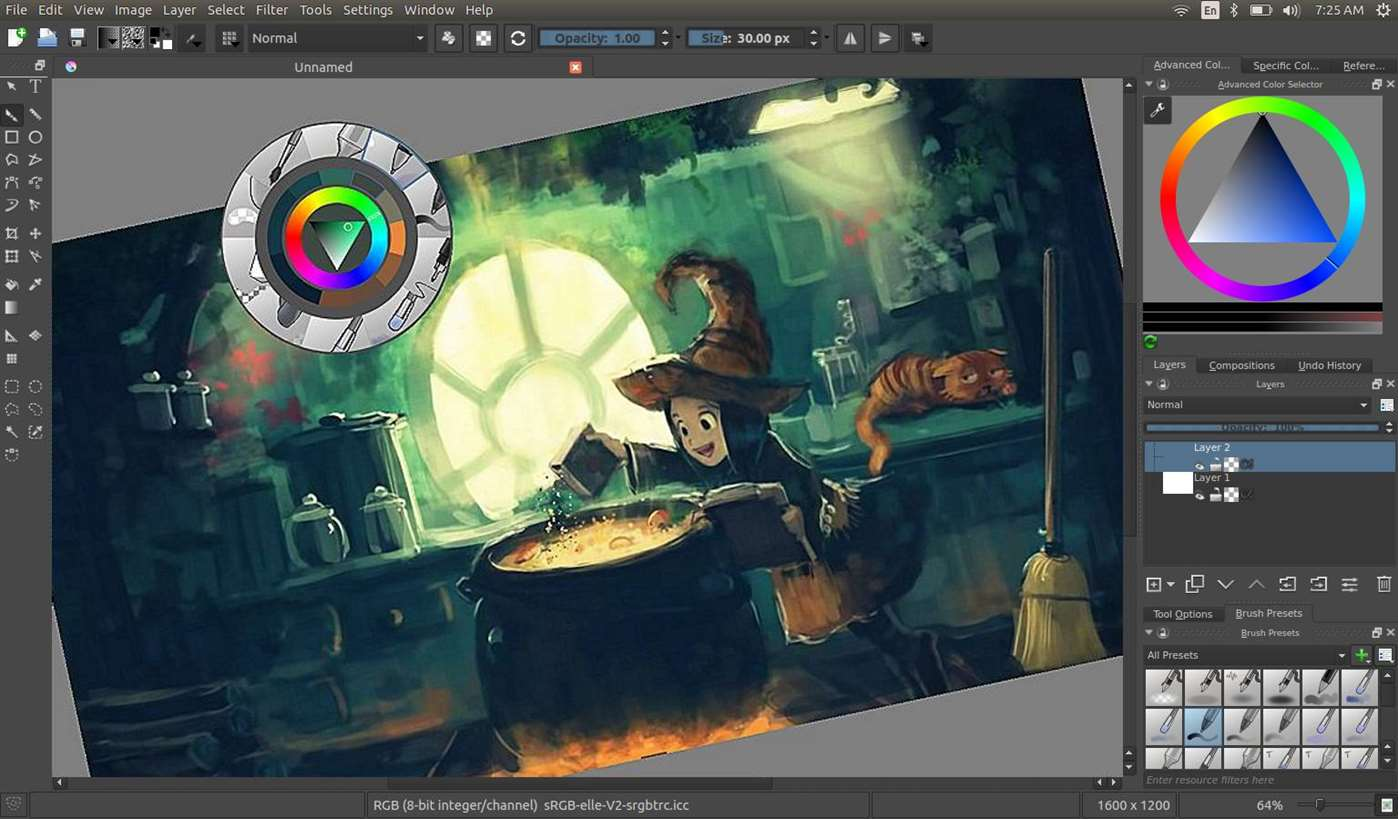 Krita Is A Great Open Source Painting App For Windows 10