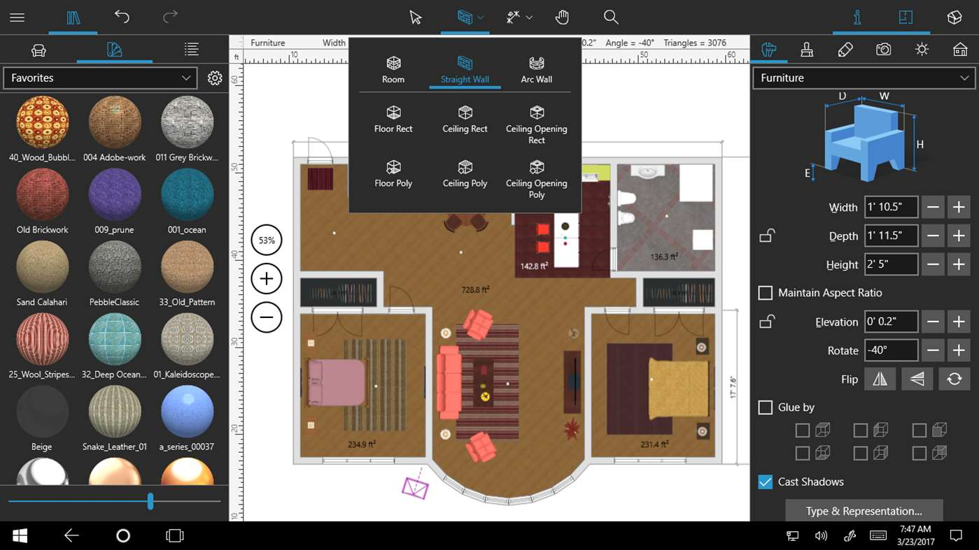 Create Your Next Home With Live Home 3D