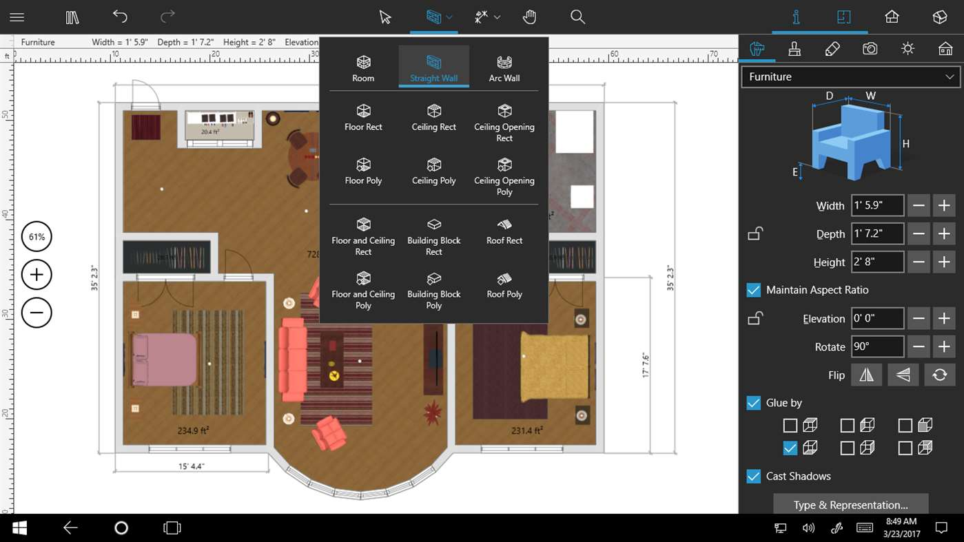 Design Your New Dream Home With Live Home 3D Pro On Windows 10