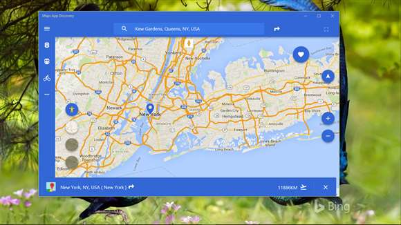 Mps App Discovery Brings Google Maps In App Form To Windows 10
