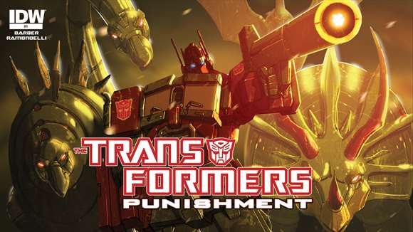 Read Transformers Comics On Winodws 10 With Madefire