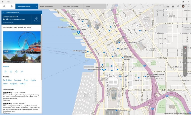 Microsoft Makes Major Updates To Windows Map App