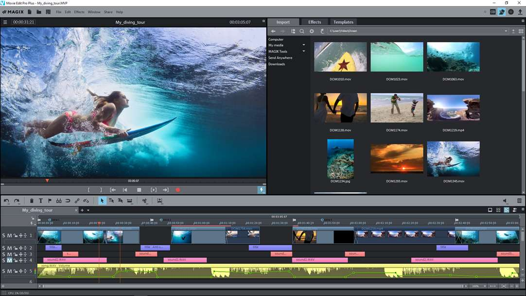 Edit Windows 10 Videos Like A Pro With Movie Edit Pro Plus